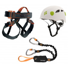 Black Diamond IRON CRUISER Klettersteig Package