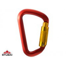 STUBAI ALPHA 2.0 Push & Twist Karabiner