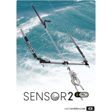 CORE SENSOR 2S Pro Bar (Carbon, Tectanium® Lines, 52cm/18-24m, Ceramic Bearing)